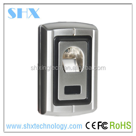 125khz ID card biometric fingerprint access control/door lock system with large door lock function