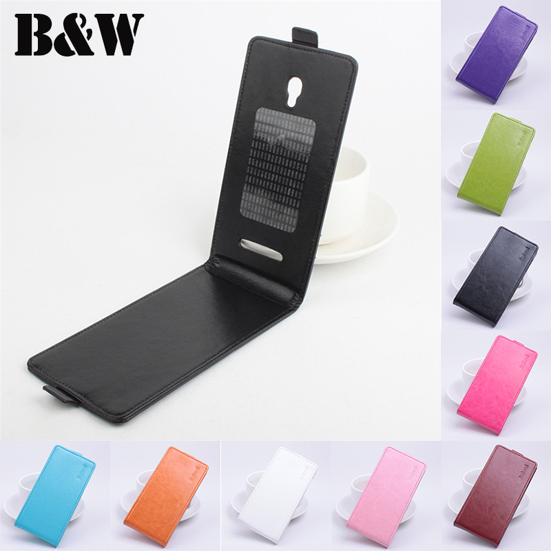 a496f76fdc Buy Fundas Luxury PU Leather Case Cover For Alcatel One Touch Pop S9 7050Y  7050 7050K Mobile Phone Case Original Vertical Flip Cover in Cheap Price on  ...