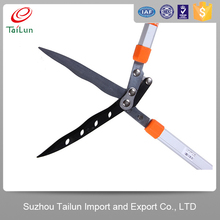 "24"" -32""65Mn carbon steel PTFE coted telescopic Hedge shear"
