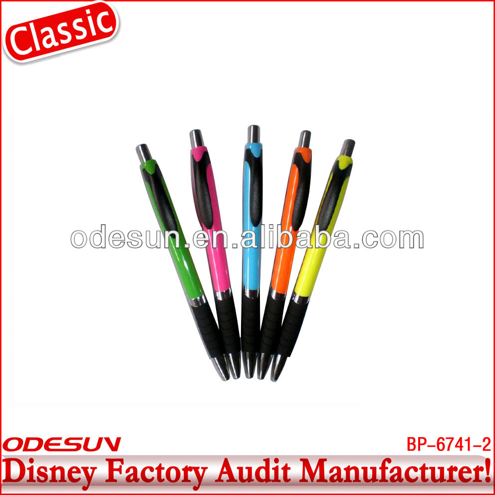 Disney factory audit manufacturer's cheap ballpoint pen 142138