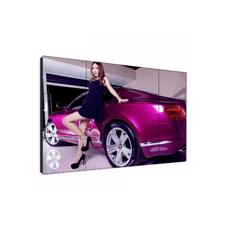 46 inch Multi screen DID lcd video wall, outdoor multiple advertising 4k led video wall tv display