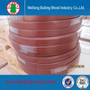 good quality pvc edge banding for cabinet and furniture