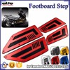 BJ-FOS-YA001 Red Front and Rear Motorcycle Foot Pegs Footplate Step for Yamaha TMAX T Max 530