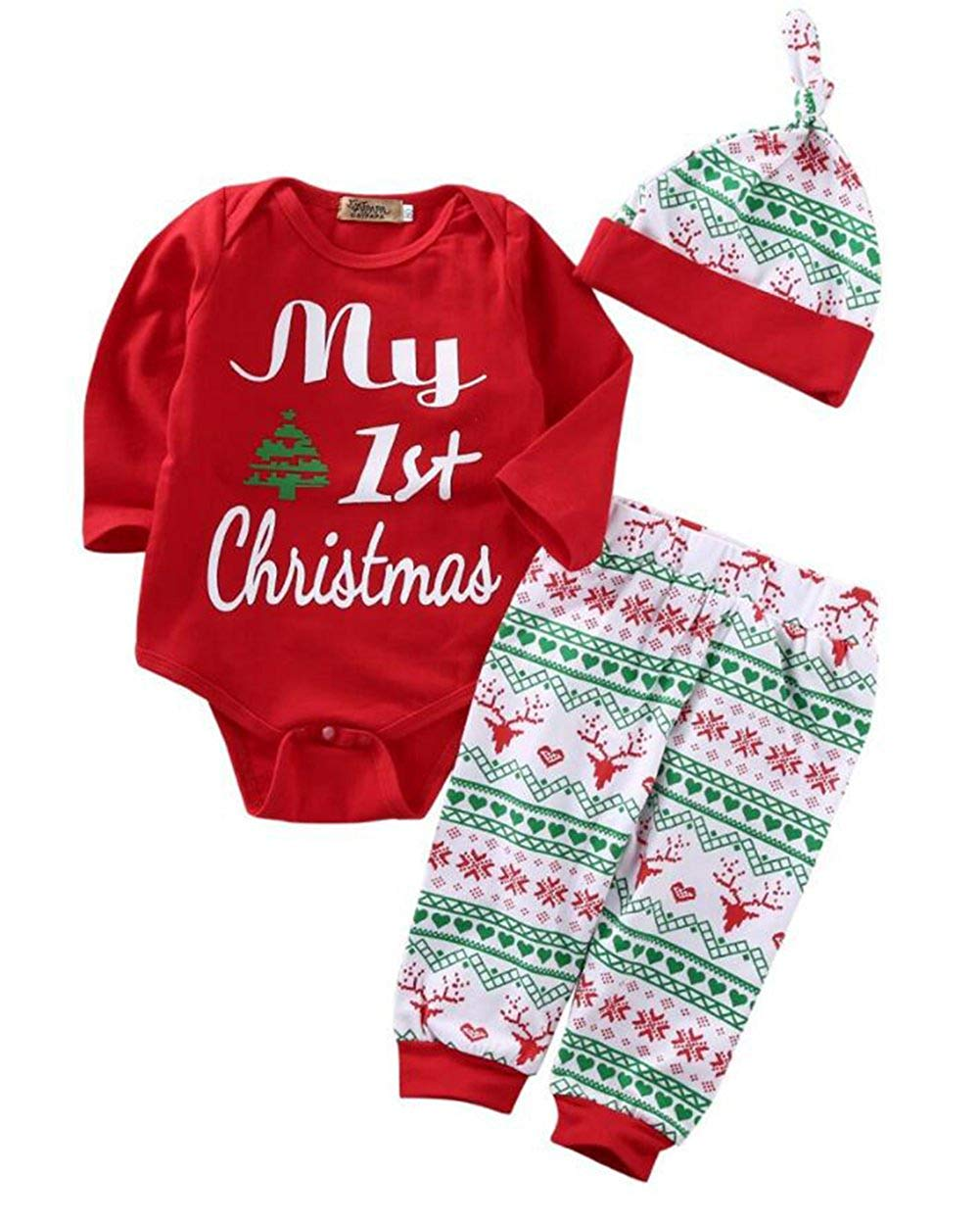 ad477d1c9 Cheap Baby Girls Christmas Outfits