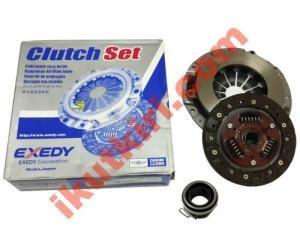 Perodua Myvi 1300cc - Clutch Kit Set With Bearing (daikin)