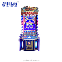 High revenue game center lottery prize game machine,prize redemption simulator lottery arcade game machine