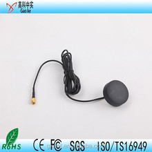 1575.42MHz gps antenna Hot sale 30dB GPS active Antenna with SMA connnector