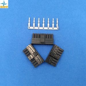 3.0mm Pitch Micro-Fit 3.0 Receptacle Housing, molex 43645 Single Row wire to wire crimp connector