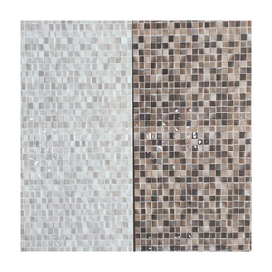 glazed ceramic indoor decorative wall tile for bathroom and kitchen of size 30x60cm