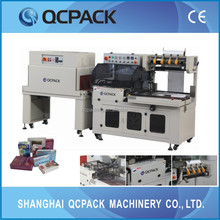 Automatic L type shrink wrap machine 10years factory