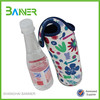 Fashionable neoprene slap wrap water bottle holder