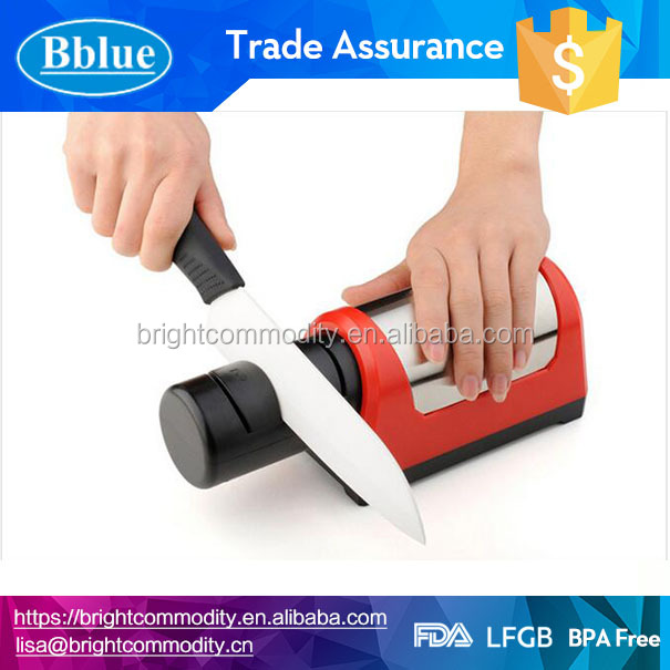 mini electric kitchen popular homeused high quality knife sharpener