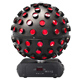 Hot sale super led magic ball starburst beam effect 5pcs 18W RGBWA+UV 6in1 led disco DJ light