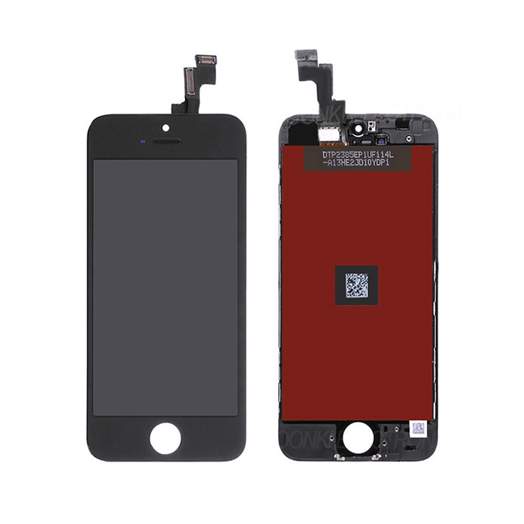 Best price lcd touch screen full components for iphone 5s, ecran lcd for iphone 5s lcd