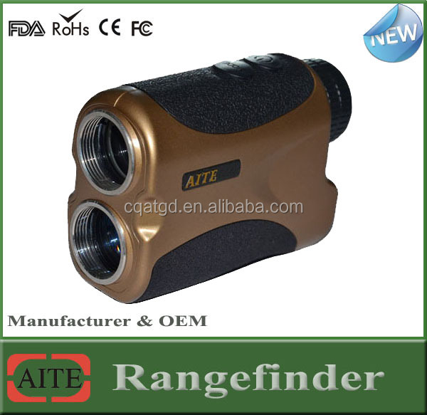 Rifle scopes detector 6*24 Professional golf gps rangefinder