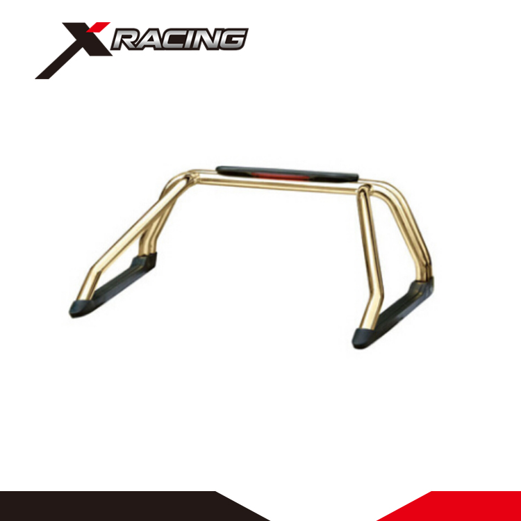 Xracing NMHR004 isuzu dmax roll bar Professional manufacturer pick up universal stainless steel RANGER roll bars for FORD RANGER
