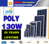 ALibaba top 10 Suppliers Cheap 130w poly Solar Panel Price Wholesale Competitive Price solar modules pv panel