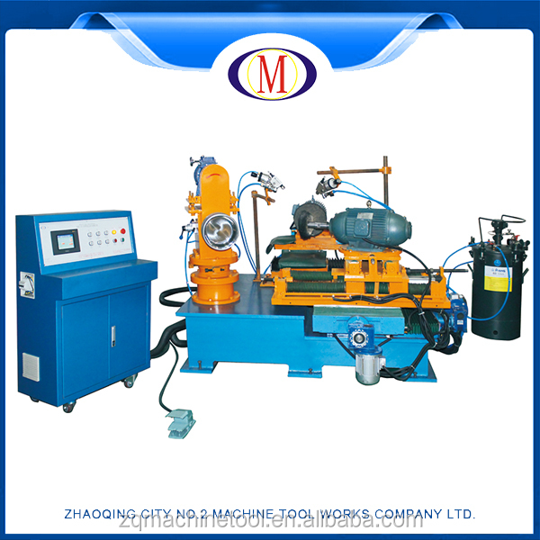 watch polishing machine and stainless steel pipe polishing machine