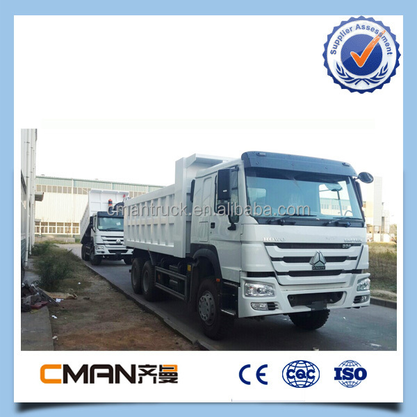 sinotruk heavy duty 10 wheeler 30ton20m3 china truck with manual transmission for sale