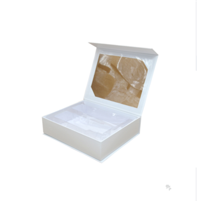 Direct Selling Items Customized Paper Transparent Packaging Box watch packing box