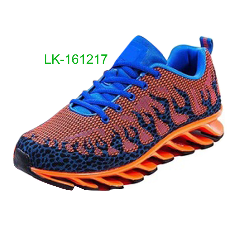 Running Shoes Blade 2016 New Arrivals Men Mesh Breathable Male Sneakers