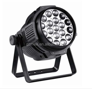 Professional Stage Lighting 4in1 RGBW Waterproof Zoom 19*12w LED Par Light