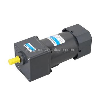 120w ac mini electric gear motor buy mini electric gear for Small ac gear motor
