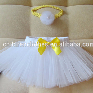 Wholesale Cheap Baby Girls Party Tulle Dress Tutu Summer Short Skirt