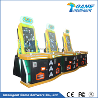 colorful QQ Balloon Arcade game machines amusement video machines gambling coin machines