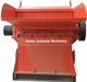 Multifunctional wood grinder wood chipper wood crusher to process sawdust machine