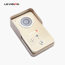 LS VISION Remote Control Wireless Wifi Video Door Phone,Wifi IR Video Smart Doobell