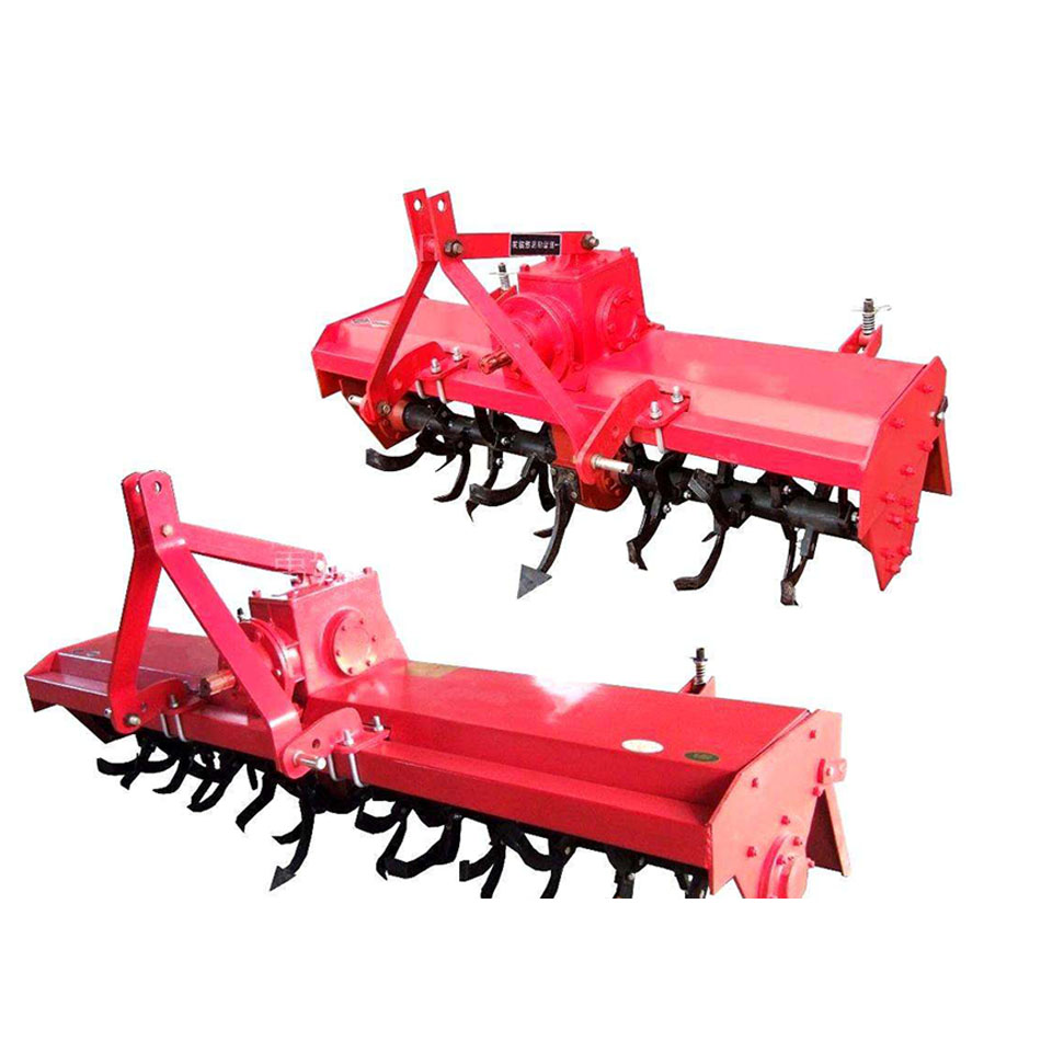 specialized agricultural machinery and equipment tractor rotavator in India