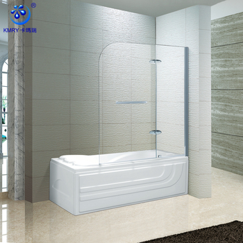 Bathtub Glass Door Portable Shower Screen KD3206T