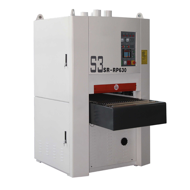 R-RP630 máy chế biến gỗ veneer cửa rộng máy sander vành đai để bán
