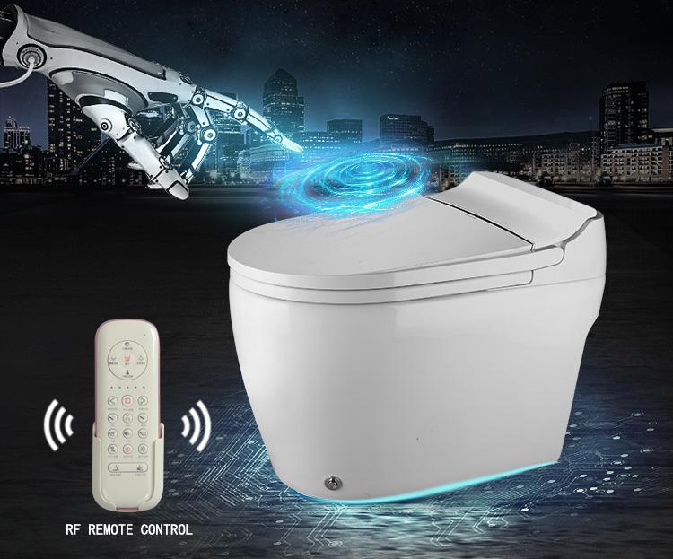 Vancoco Rò Rỉ Bảo Vệ thông minh nhà vệ sinh di động thông minh chậu vệ sinh