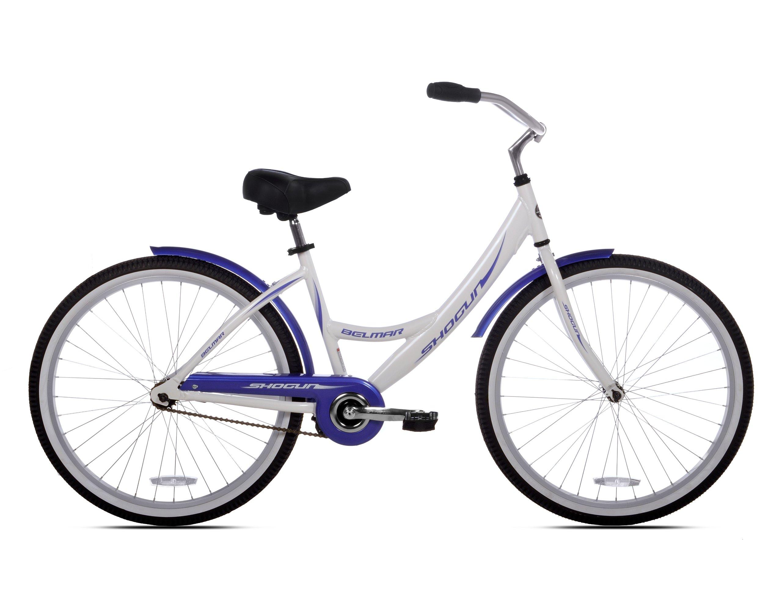 Shogun Belmar Women's Aluminum Beach Cruiser Bike (26-Inch Wheels)