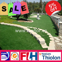Low Cost Synthetic Turf Grass For Outdoor Decorative