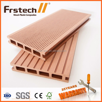 140x25mm Frstech Holz Im Aussenbereich Kunststoff Verbund Bodenbelag