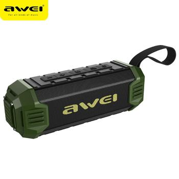 AWEI New Products Y280 portable dropproof IPX7 waterproof bluetooth speaker