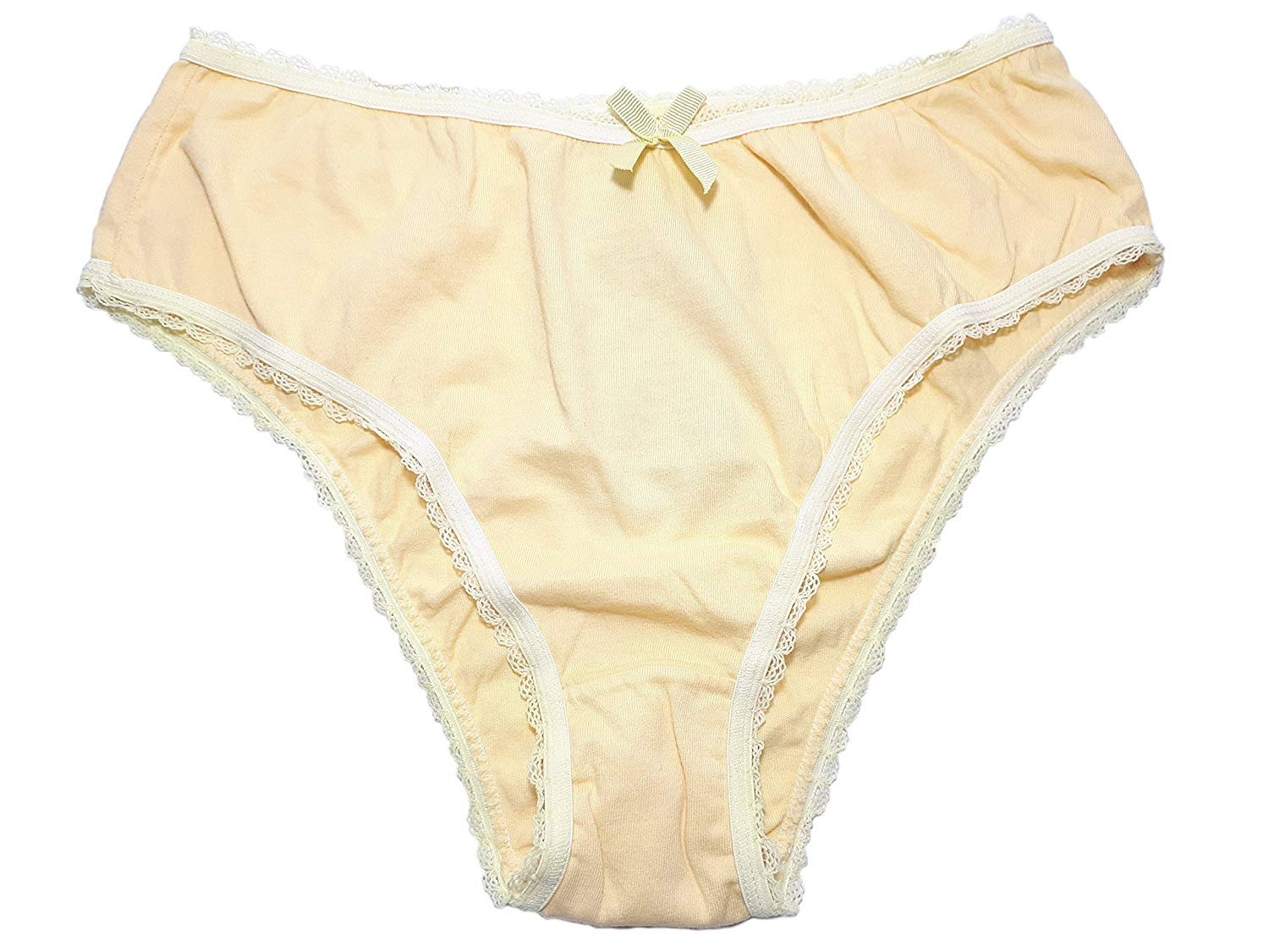 a7e08a2157b7 BAMBUSA BRASIL Women's Brazilian Panties Made with 100% Organic Cotton,  antiallergic mesh and Vegetable