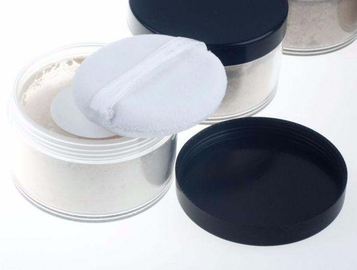 Transparent Finishing Waterproof 6 Colors Professional Makeup Loose Powder