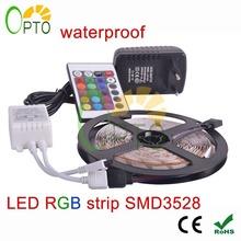 Voděodolné LED pásky 5m – 60 LED bodů
