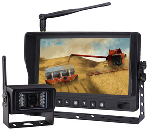 Factory Sale Rearview Monitor Backup Camera System