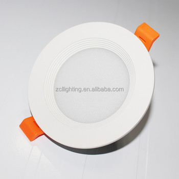 Intertek Lighting Parts Recessed 220v Led Downlight Small With Saso Ce Rohs Roved