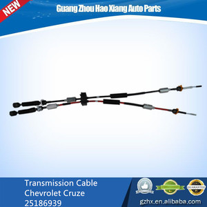 Car Auto parts Transmission Cable for Chevrolet Cruze 25186939