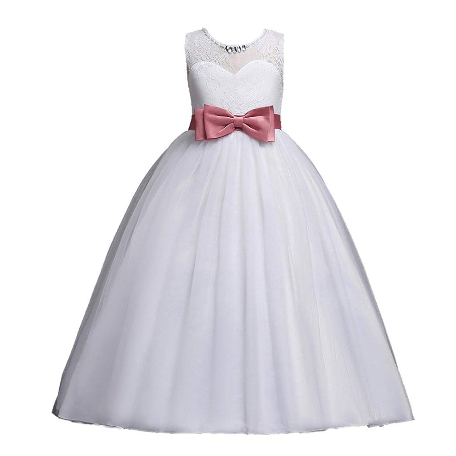 bdc3bb3a218 Get Quotations · Moonker Girls Princess Dress
