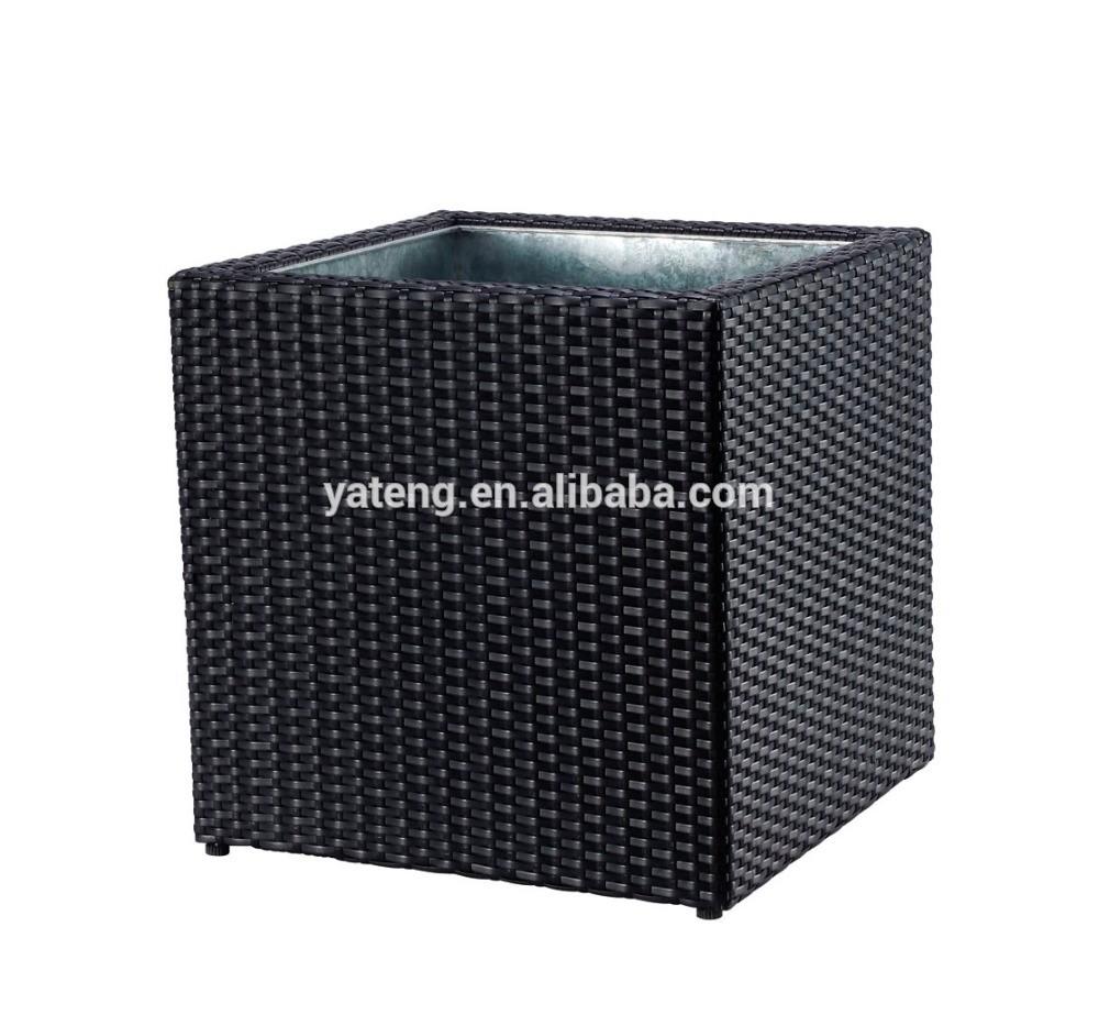 Migliori offerte di alluminio per esterni in rattan - Portavasi da finestra ...