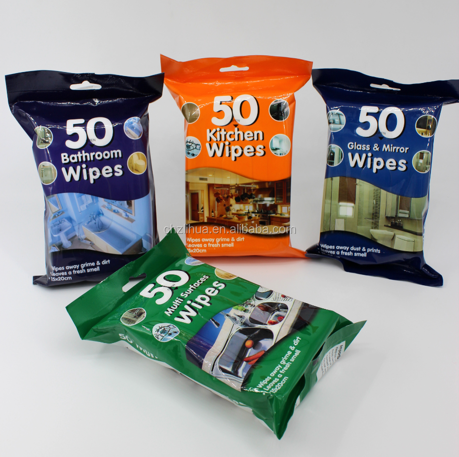 kitchen,used household goods,multi surfaces wipes