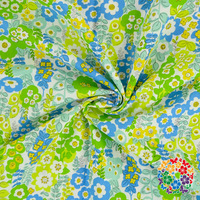 New 150*100 cm Vintage cotton quilting tilda fabric for sewing cloth