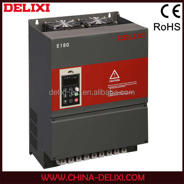 DELIXI E180 series vector ac drive frequency converter/ac drive/inverter